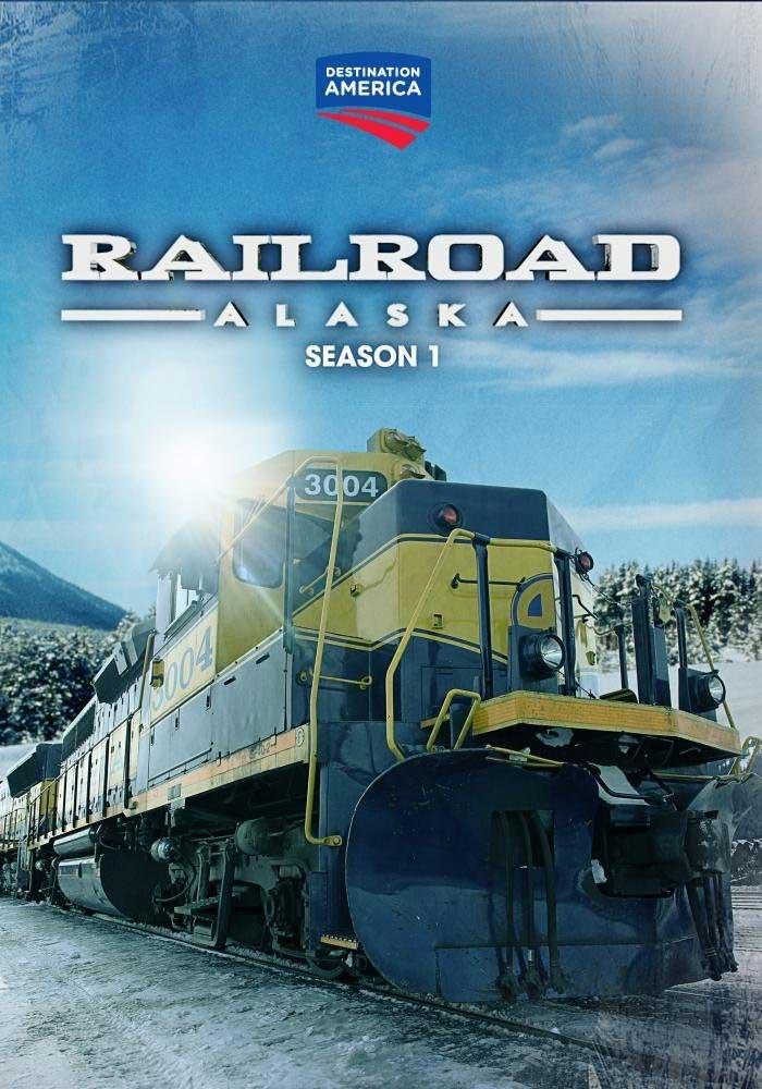 Railroad Alaska Season 1 2-Disc DVD Misc Producers 203472 889290203472