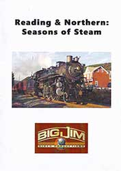 Reading & Northern Seasons of Steam DVD