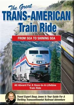 Great Trans-American Train Ride From Sea to Shining Sea Misc Producers TCV110 820337110070