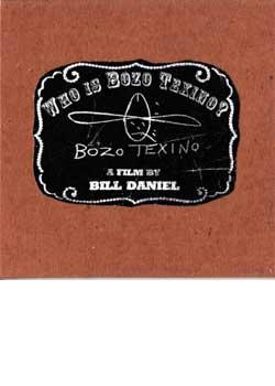 Who Is Bozo Texino - The Secret History of Hobo Graffiti by Bill Daniel Train Video Misc Producers TEXINO 793573444677