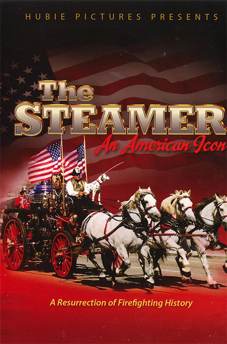 The Steamers - An American Icon DVD Train Video Misc Producers HUBIE1