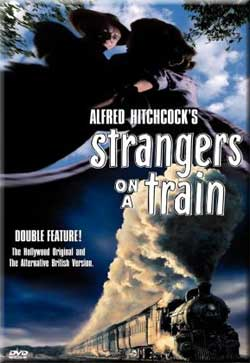 Movie: Strangers on a Train - Alfred Hitchcock 1951 Misc Producers WB15324 085391532422
