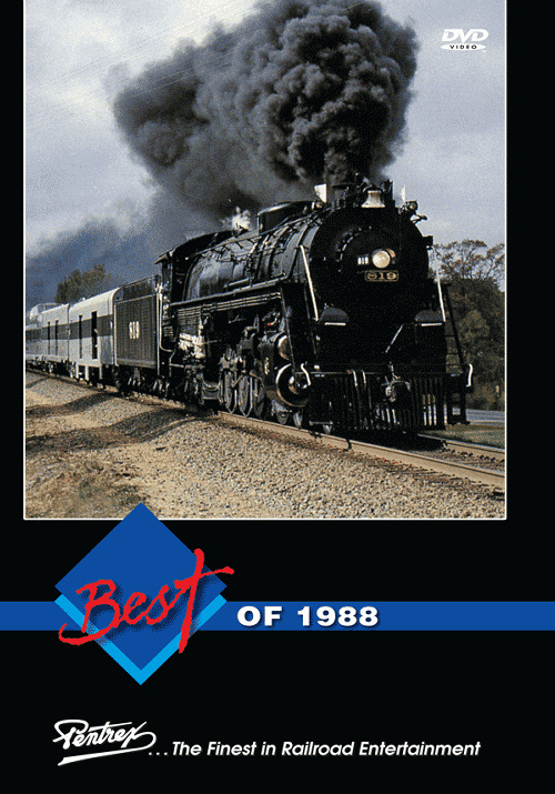 Best of 1988 DVD Train Video Pentrex 1988-DVD 748268006388