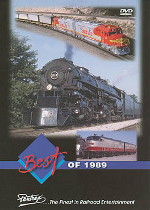 Best of 1989 DVD Pentrex 1989-DVD 748268004636