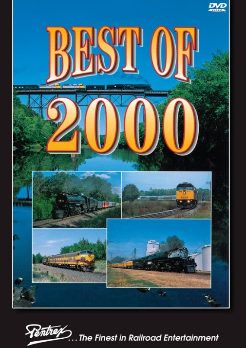 Best of 2000 DVD Train Video Pentrex 2000-DVD 748268006401