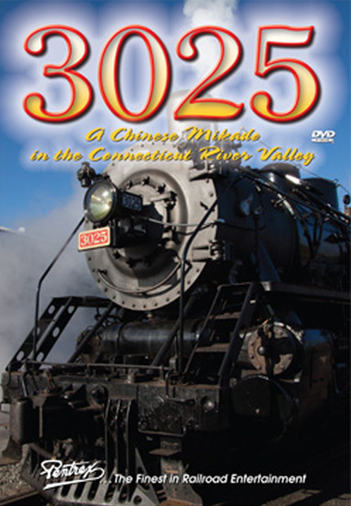 3025 A Chinese Mikado in the Connecticut River Valley DVD Pentrex 3025-DVD 748268006180