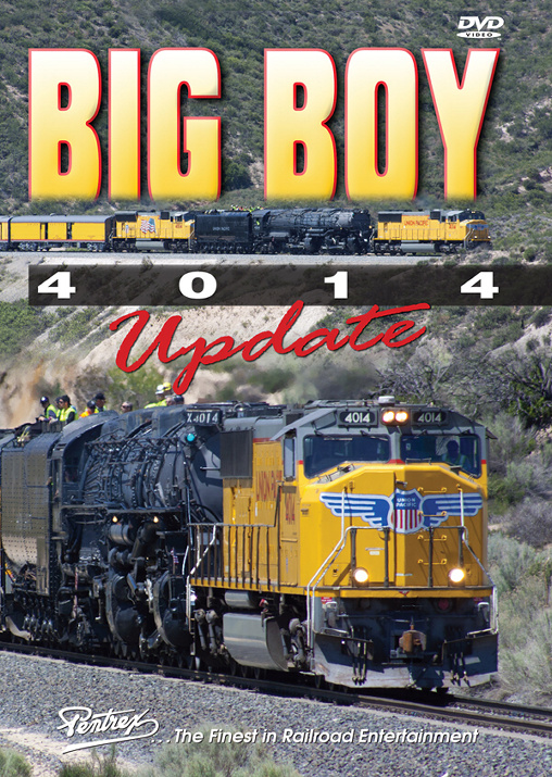 Big Boy 4014 Update DVD Pentrex 4014-DVD 748268006418