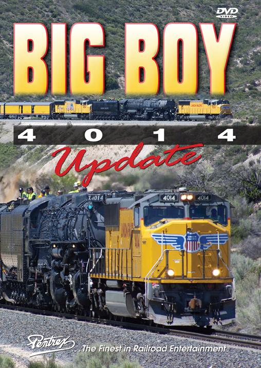 Big Boy 4014 Update DVD Pentrex 4014-DVD 748268006418
