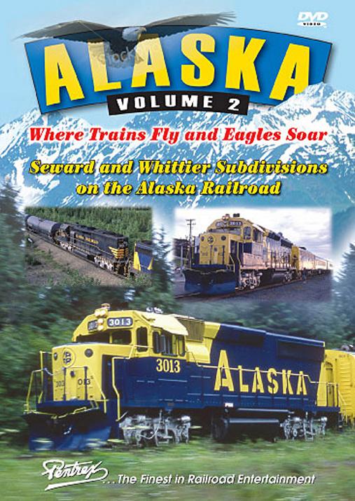 Alaska Volume 2 DVD Pentrex ALF-DVD 748268005060