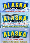 Alaska 3-DVD Set Vols 1, 2 and 3
