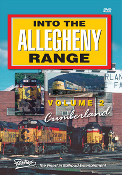 Into The Allegheny Range Volume 2 Cumberland DVD Pentrex AR2-DVD 748268005411