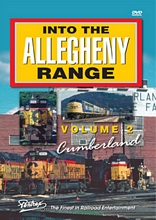 Into The Allegheny Range Volume 2 Cumberland