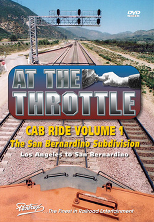 At the Throttle Cab Ride V1 Los Angeles to San Bernardino DVD Pentrex ATT1-DVD 748268005336