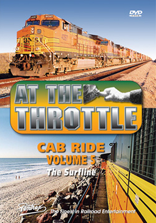 At the Throttle Cab Ride V5 The Surfline DVD Pentrex ATT5-DVD 748268005725