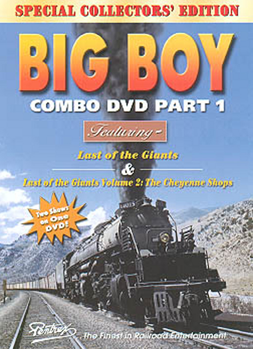 Big Boy Combo Part 1 DVD Pentrex BBC1-DVD 748268004353