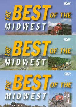 Best of the Midwest 3-DVD Set Pentrex BMW-SET