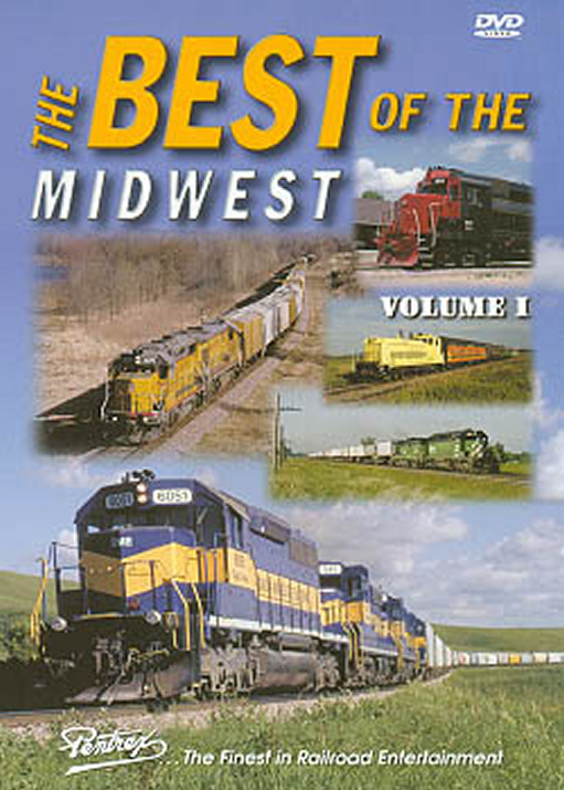 Best of the Midwest Vol 1 DVD Pentrex BMW1-DVD 748268004520
