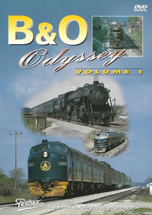 B & O Odyssey Vol 1 DVD Pentrex BO1-DVD 748268003660