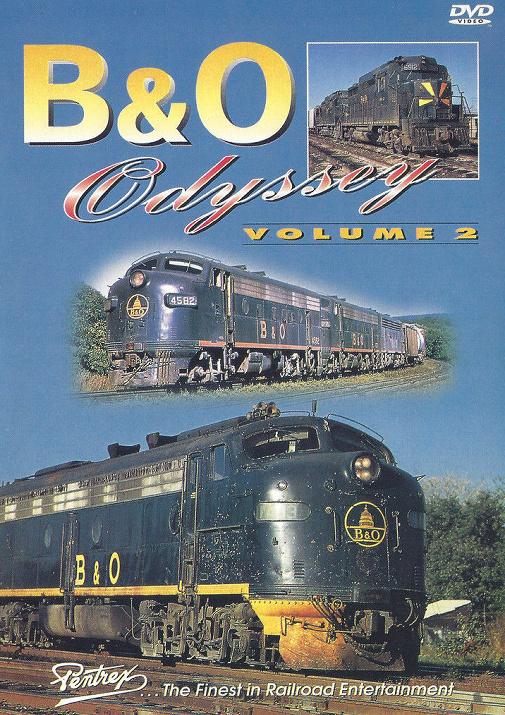 B & O Odyssey Vol 2 DVD Pentrex BO2-DVD 748268003752