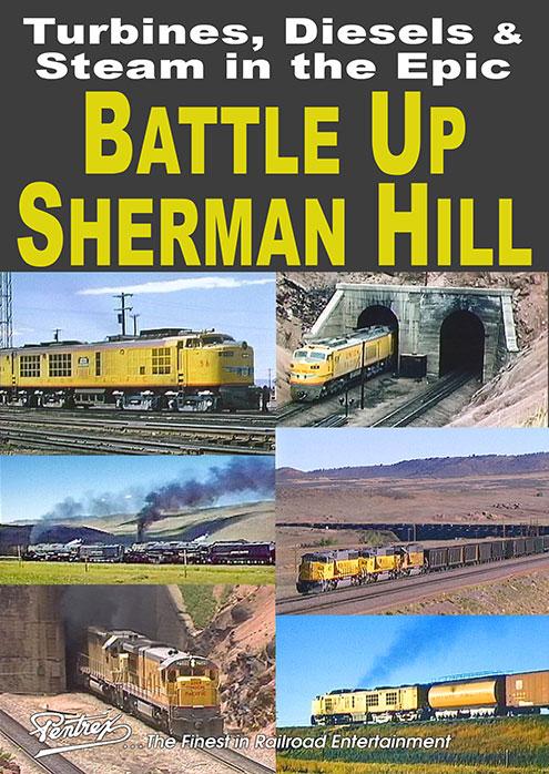 Battle Up Sherman Hill DVD Pentrex VR017-DVD 634972958900