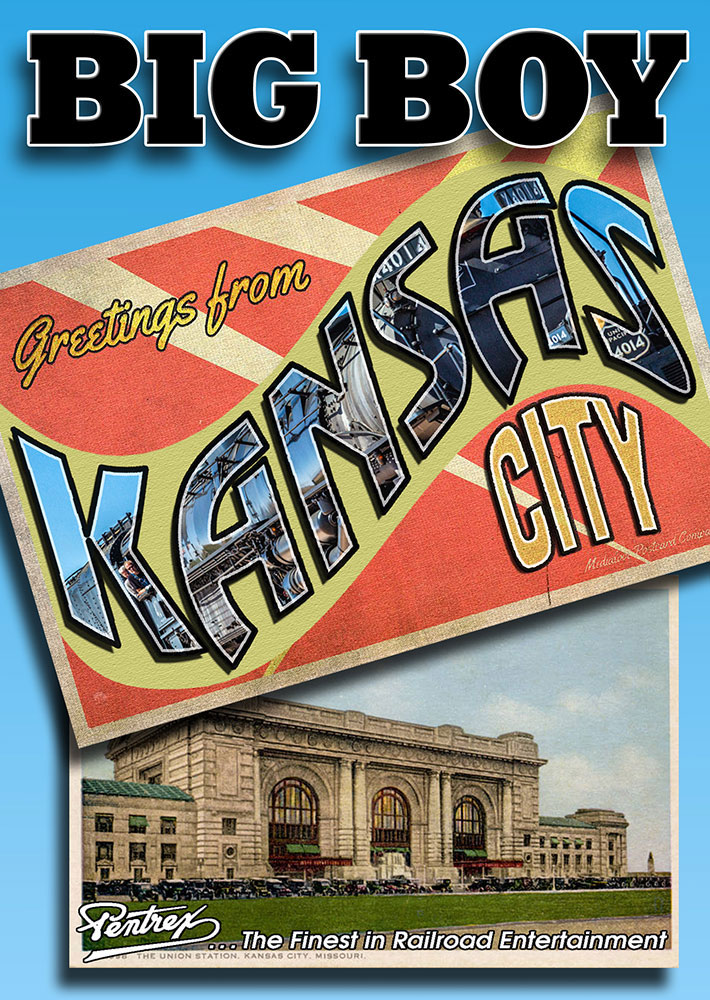Big Boy - Greetings From Kansas City DVD Pentrex BBKC-DVD