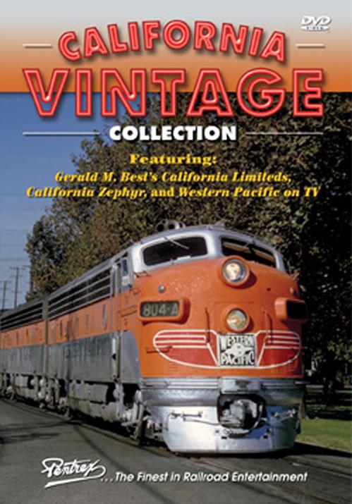 California Vintage Collection DVD Pentrex CALVNT-DVD 748268005510