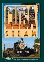 Cuba Steam DVD
