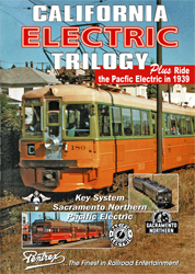 California Electric Trilogy DVD