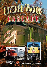 Covered Wagons of the Cascade DVD