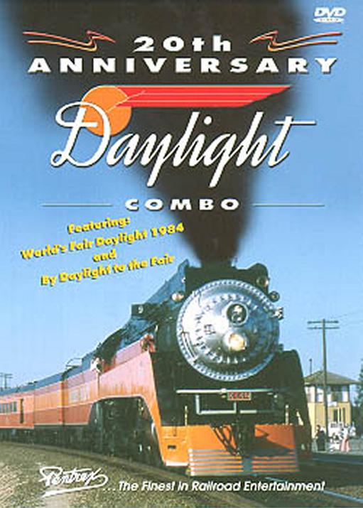 20th Anniversary Daylight Combo DVD Pentrex DAYCOMBO-DVD 748268004261