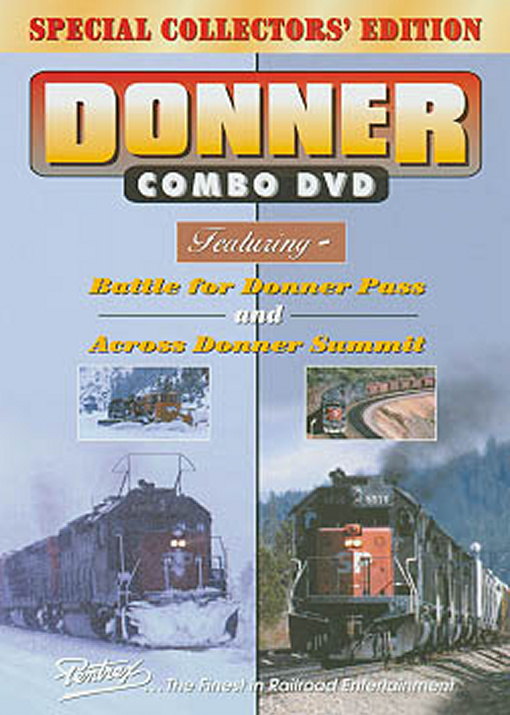Donner Combo DVD Train Video Pentrex DONR-DVD 748268004155
