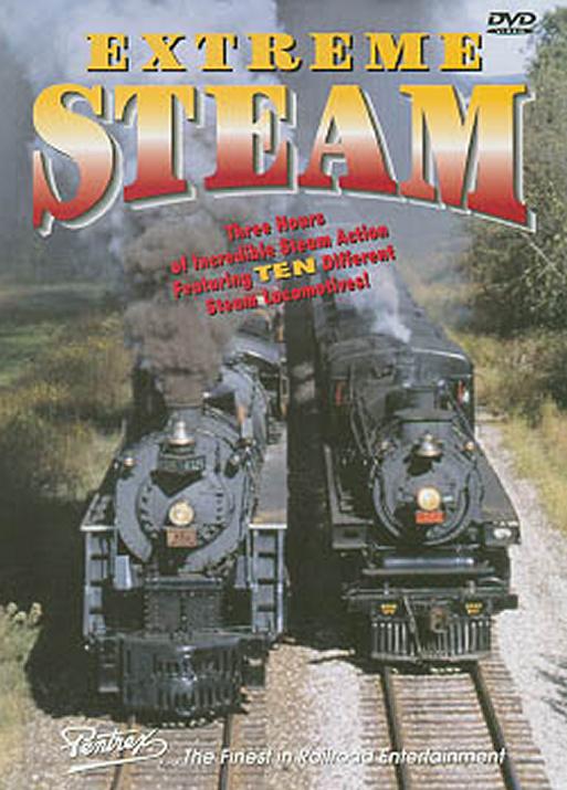 Extreme Steam DVD Pentrex EXTREM-DVD 748268004100
