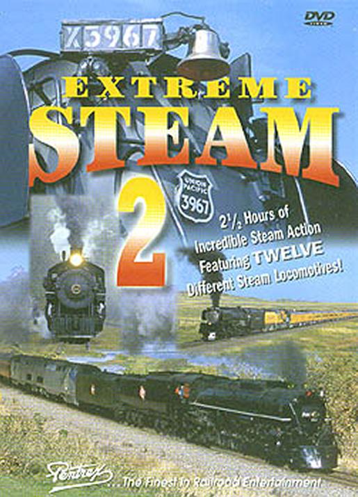 Extreme Steam 2 DVD Pentrex EXTREME2-DVD 748268004674