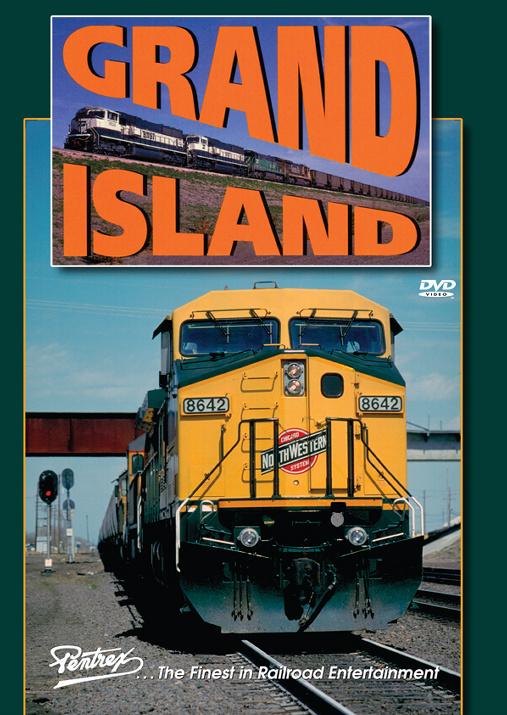 Grand Island Nebraska DVD Pentrex GI-DVD 748268006272