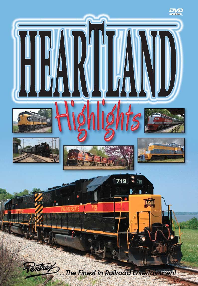 Heartland Highlights DVD Pentrex HHL-DVD 748268006579