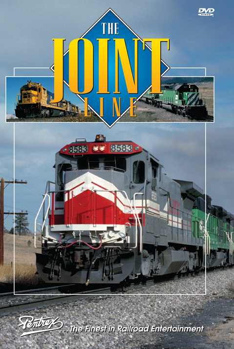 The Joint Line DVD Train Video Pentrex JLINE-DVD 748268005978