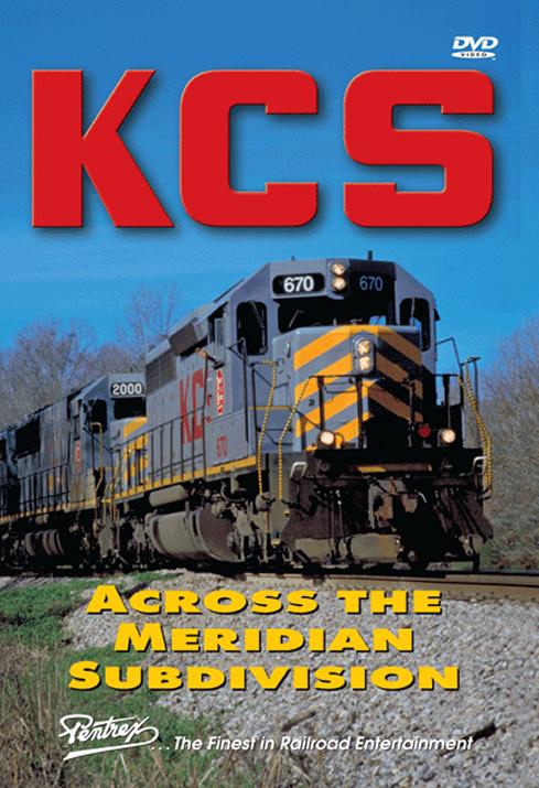 KCS - Across the Meridian Subdivision DVD Pentrex KCSM-DVD 748268006265