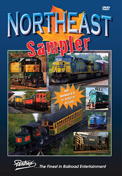 Northeast Sampler DVD Pentrex NES-DVD 748268006166