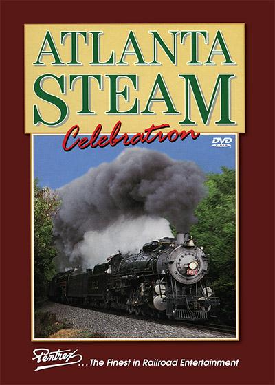 Atlanta Steam Celebration DVD Pentrex NRHS94-DVD 748268000171