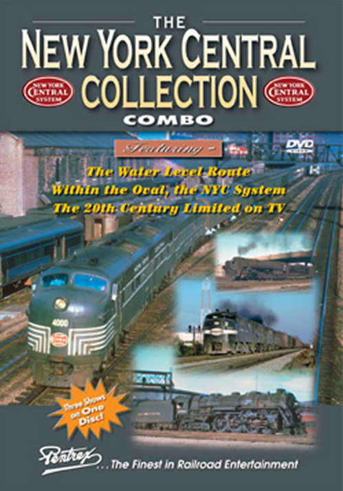 New York Central Collection Combo DVD Pentrex NYC-DVD 748268005350