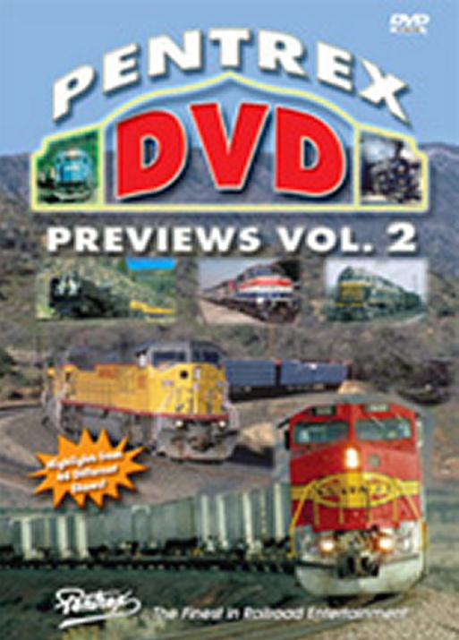 Pentrex DVD Previews Vol 2 DVD Pentrex PDP2-DVD 748268004902