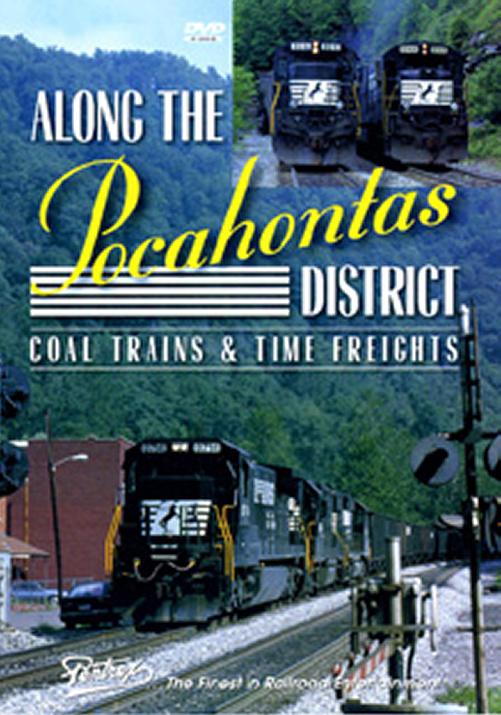 Along the Pocahontas District DVD Pentrex POKEY-DVD 748268005039