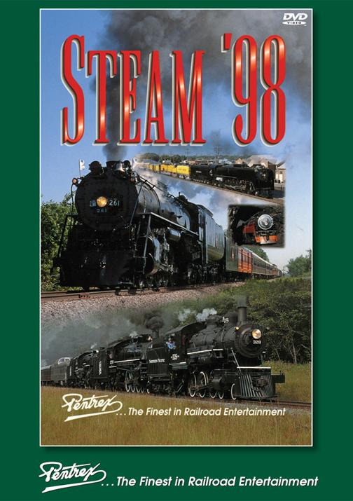 Steam 98 DVD Pentrex STEAM98-DVD 748268006494