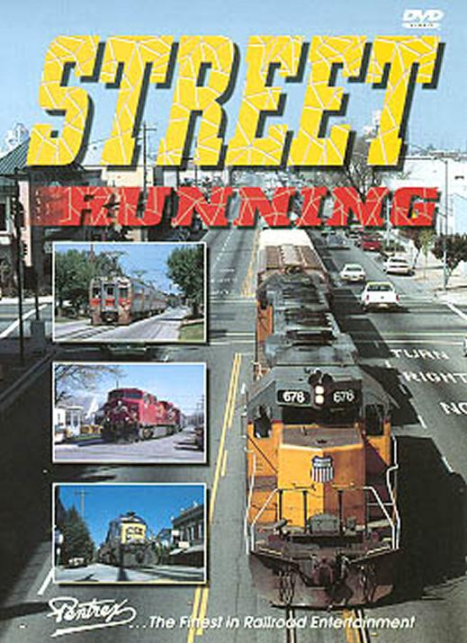 Street Running DVD Pentrex STREET-DVD 748268004308
