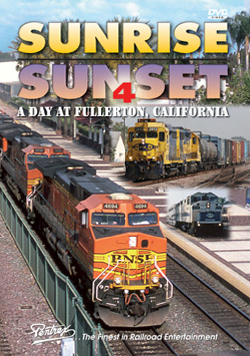 Sunrise Sunset 4 - A Day at Fullerton DVD Pentrex SUN4-DVD 748268005152
