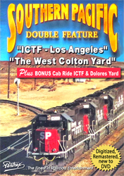 Southern Pacific Double Feature with Bonus Cab Ride DVD