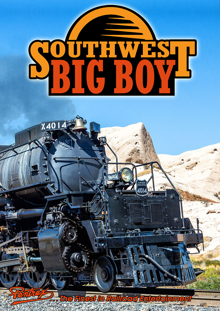 Southwest Big Boy DVD Pentrex SWBB-DVD