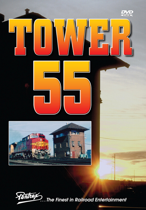 Tower 55 Fort Worth Texas DVD Pentrex T55-DVD 748268006296