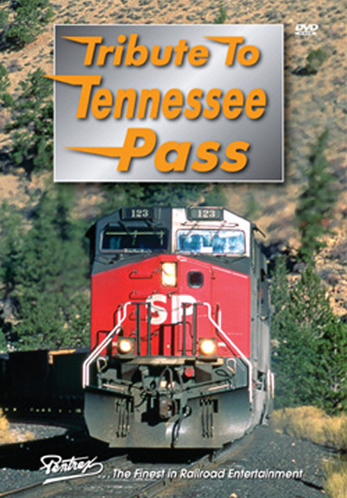 Tribute to Tennessee Pass DVD Train Video Pentrex TRIBUTE-DVD 748268005190