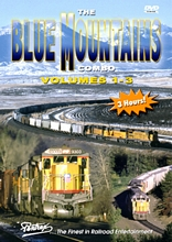 Blue Mountains Vols 1-3 Combo on DVD